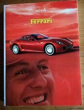 FERRARI OFFICIAL YEARBOOK  ANNUARIO 2006 ENGLISH  AND ITALIAN LANGUAGE