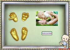 Baby 3D Casting Kit & Shadowbox photo frame 40L x 29W x 6.5Hcm     LC