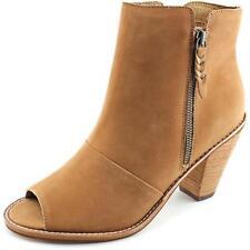 Botas de mujer de tacón medio (2,5-7,5 cm) de ante talla 41