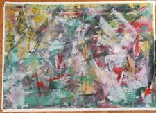 Abstraction 2014 Acrylic 70x100 cm.