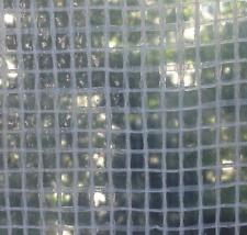 5m x 2m Nutley's Reinforced Polythene Sheeting cloches greenhouse allotment