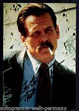 Nick Nolte TOP Foto Orig. Sign.  u.a. Zoff in Beverly Hills  + G 8419