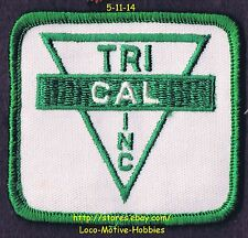 LMH PATCH Badge  TRICAL Inc. Tri-Cal Agricultural  Farm Crop Supplies Chemicals