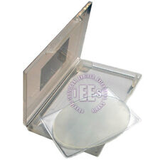EYELASH EXTENSIONS ☆ SILICONE LASH HOLDER PAD TRAY & PROTECTIVE FILM KIT IN CASE