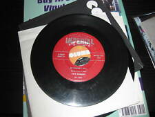 Fats Domino; Blueberry Hill on 45