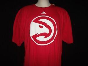 NWT Adidas Atlanta Hawks Tee Size XXL