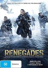 Renegades (DVD, 2018) : NEW