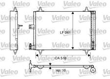 1 Kondensator, Klimaanlage VALEO 817667 passend für CITROËN PEUGEOT