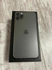 Apple iPhone 11 Pro Max - 256GB - Space Grau (Ohne Simlock) A2218 (CDMA + GSM)