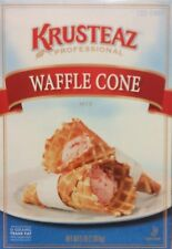 Krusteaz Professional WAFFLE CONE Mix 5lb Restaurant Quality 5 Pounds Ice Cream