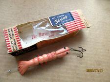 Vintage The Martin Shrimp Lure Nib New old Stock