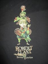Robert Plant and the Strange Sensation Concert Tour (2Xl) T-Shirt Led Zeppelin