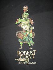 ROBERT PLANT and the STRANGE SENSATION Concert Tour (2XL) T-Shirt LED ZEPPELIN