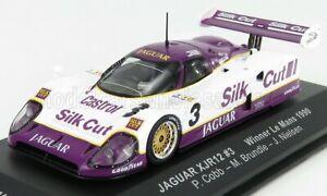 IXO Jaguar XJR12 7.0L V12 Team Silk Cut Jaguar T.W.Racing N 3 Winner 24H Le Mans
