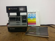 Polaroid Sun 600 Instant Camera  Polaroid