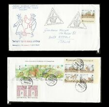 HUNGARY 2000 PURIM  FESTIVAL  COVER CLOWN WITH GROGGER ISRAEL JUBILEE