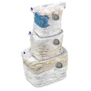 HONEY-CAN-DO VAC-01301 Vacuum Storage Bag Combo