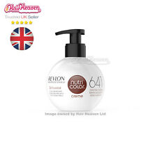 Revlon Professional Nutri Color Creme 641 Chestnut Blonde 270ml BALL 3in1 Colour
