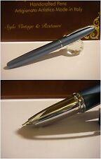 Stilografica Celestial Stylo Cover Crown fountain Pen Nib Fine