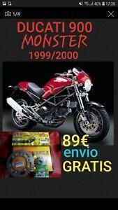 Kit Cadena Ducati Monster 900
