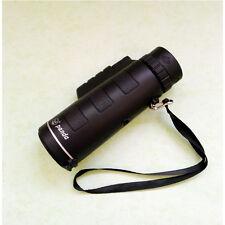 40X60 Focus Travelling Hunting 40x Zoom HD OPTICS Monoculars Telescope 2176HC