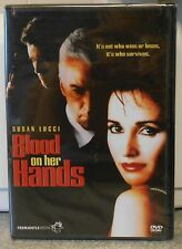 Blood On Her Hands (DVD, 2006) RARE SUSAN LUCCI 1998 CRIME TV MOVIE BRAND NEW