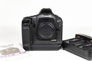Canon 1D Mark III MK3 Pro Digital SLR Camera Body - Shutter count 9,988