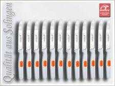 12x Tischmesser Frühstücksmesser Wellenschliff Solingen