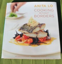 New book Cooking Without Borders by Anita Lo Charlotte Druckman