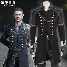 HZYM Kingsglaive Final Fantasy XV FF15 Nyx Ulric Cosplay Jacket Custom Made