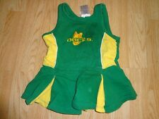 Infant/Baby Oregon Ducks 24 Mo Majestic Cheerleader Cheer Outfit