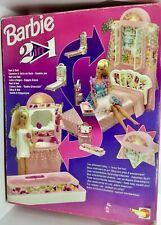 💕1993 BARBIE Mattel Vintage - 2 in 1 - Bed & Bath - New