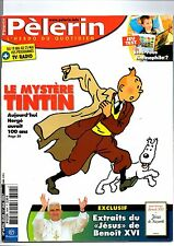 Revue TINTIN. Pèlerin hebdo. Le Mystère Tintin. 2007