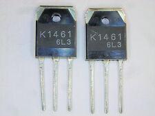 "2SK1461 ""Original"" SANYO  Transistor  2 pcs"