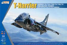 Kinetic 1/48 T-Harrier T2/T2A/T2N/T4/T4N/T8 Two Seater Trainer # 48040