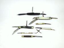 Sammlungauflösung Posten div. Taschenmesser um 1900 Solingen Messer Perlmutt