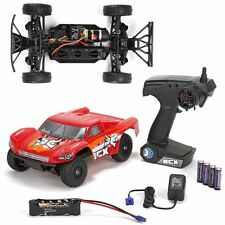 Electrix 01001T2 1/18 Torment 4WD Short Course Truck Red w/Battery Charger Radio