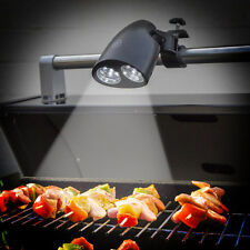 Barbecue Grill Light 10 Ultra Bright LED Handle Bar Mount BBQ Light Lamp Outdoor