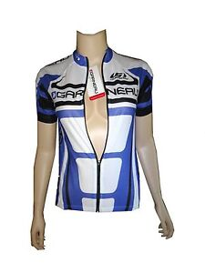 new w tags Louis Garneau Sport Tour women's cycling jersey Diamond, full zipper