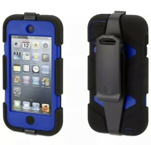 🔥NEW Griffin Survivor All Terrain Case Belt Clip- iPod Touch 5th 6th Generation