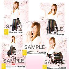 "SKE48 Jurina Matsui ""SKE48 2017 03"" 5 photos Cherry Blossom Ver."