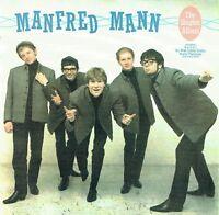 (CD) Manfred Mann – The Singles Plus - Do Wah Diddy Diddy, Pretty Flamingo,u.a.