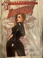 Daredevil #64 Signed by Alex Maleev NM safe shipping! - bendis 1998 vol. 2