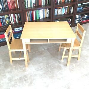 """Child""""s  Highlighter Table & 2 Chair Set"""