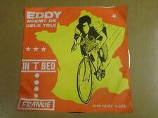 45T SINGLE WIELRENNEN CYCLISME / EDDY MERCKX - EDDY NEEMT DE GELE TRUI