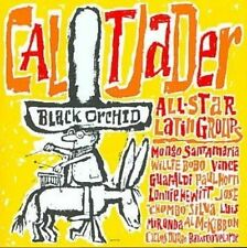 Black Orchid 0025218243025 by Cal Tjader CD