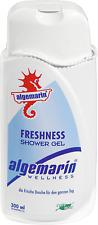 Algemarin Duschgel Shower Gel Freshness 300ml / 10.14 fl oz - from Germany