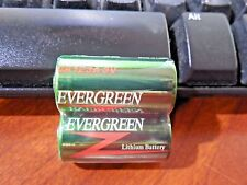 CR123A (25pcs) Lithium Battery Evergreen (25pcs)