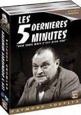 LES 5 DERNIÈRES MINUTES - R. SOUPLEX, COFFRET 4 - (DVD)