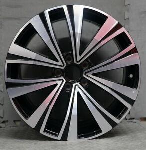 Very Good Single 18x8 ET40 GENUINE OEM Muscat VW Arteon Alloys 3G8601025F
